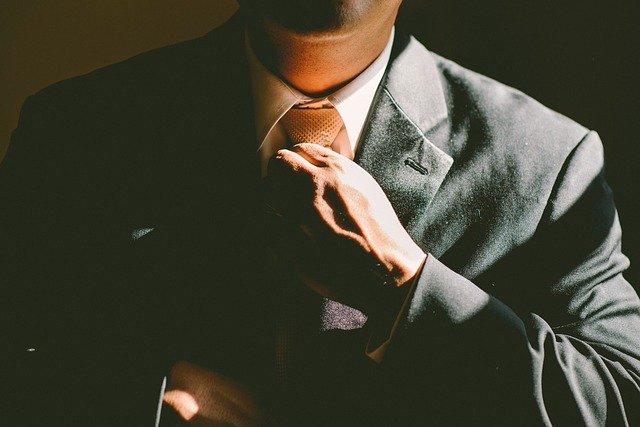 ubiór biznesowy